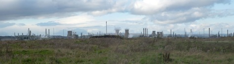 Grangemouth Refinery, UK