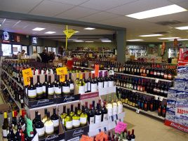 "Source:  ""Liquor store in Breckenridge Colorado"" by David Shankbone - Own work. Licensed under Creative Commons Attribution 3.0 via Wikimedia Commons - http://commons.wikimedia.org/wiki/File:Liquor_store_in_Breckenridge_Colorado.jpg#mediaviewer/File:Liquor_store_in_Breckenridge_Colorado.jpg"